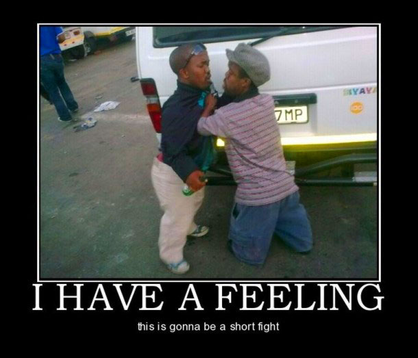 Short fight funny picture